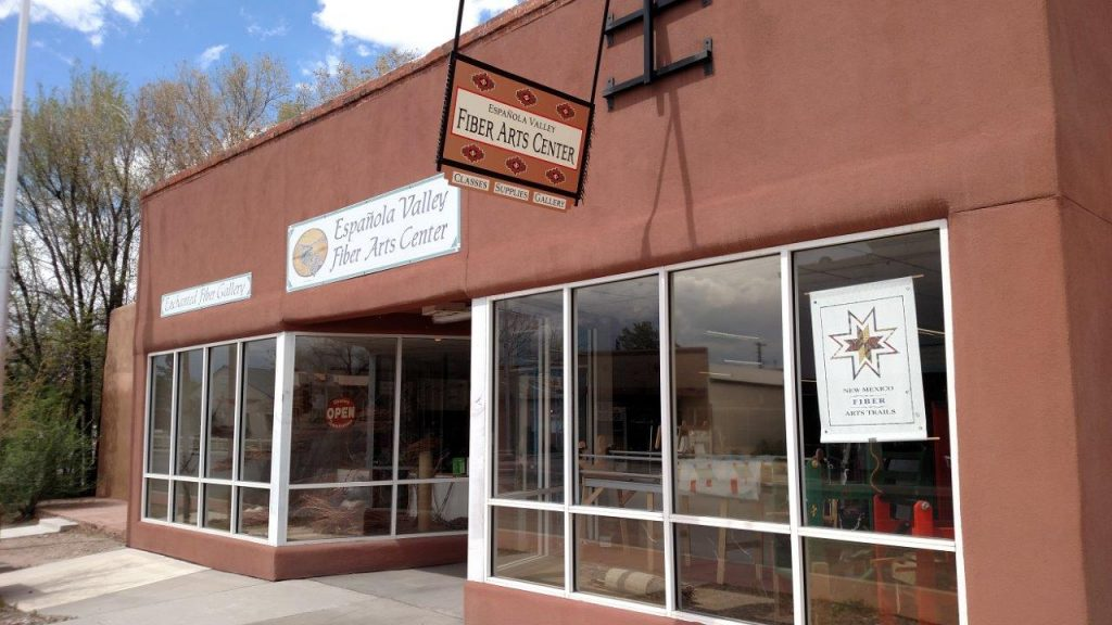 The Española Valley Fiber Arts Center - New Mexico's resource for Fiber Artists - Featured on the Strauch Fiber Equipment Company Blog