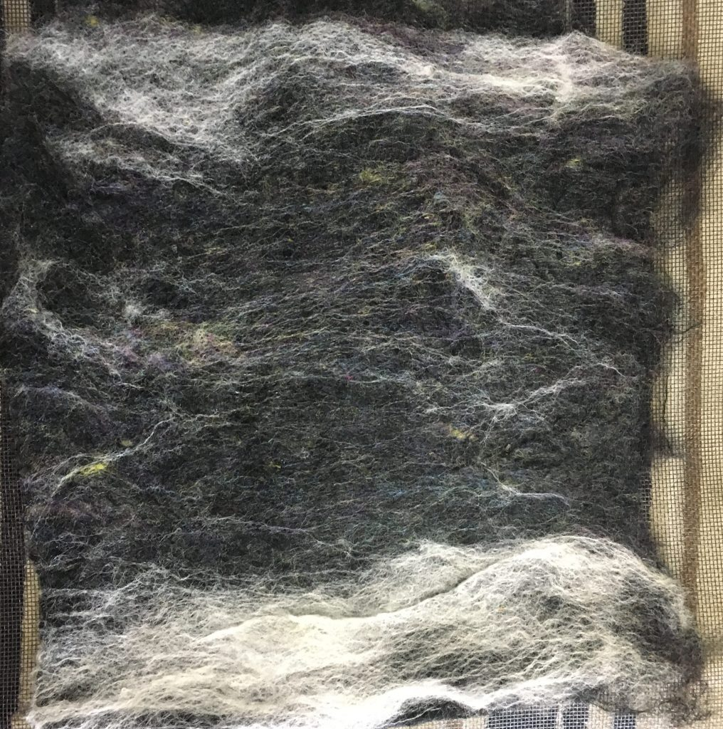 felting process