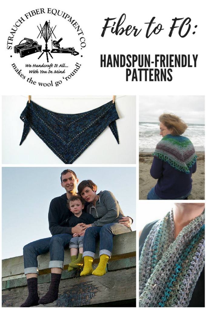 Handspun Friendly Patterns