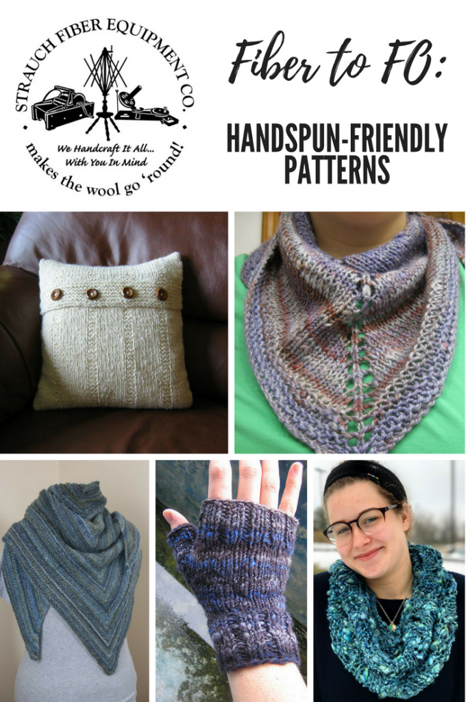Handspun Knitting Patterns