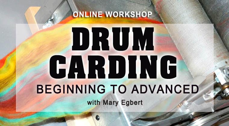 drumcardingclass